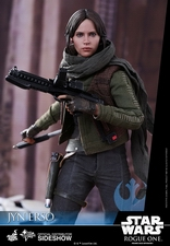 Фигурка Джин Эрсо Hot Toys Звездные войны фотография-05.jpg