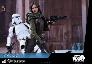 Фигурка Джин Эрсо Hot Toys Звездные войны фотография-08.jpg