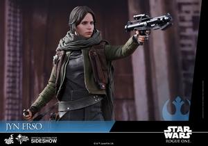 Фигурка Джин Эрсо Hot Toys Звездные войны фотография-09.jpg