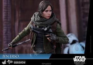 Фигурка Джин Эрсо Hot Toys Звездные войны фотография-10.jpg
