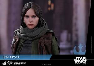 Фигурка Джин Эрсо Hot Toys Звездные войны фотография-11.jpg