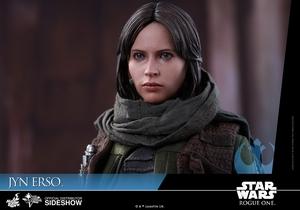 Фигурка Джин Эрсо Hot Toys Звездные войны фотография-12.jpg