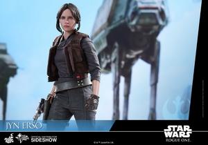 Фигурка Джин Эрсо Hot Toys Звездные войны фотография-13.jpg
