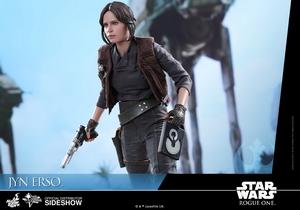 Фигурка Джин Эрсо Hot Toys Звездные войны фотография-14.jpg