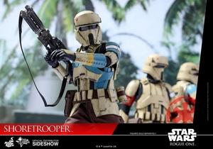 Фигурка Морской пехотинец (морской береговой солдат) Звездные войны Hot Toys Звездные войны фотография-12.jpg