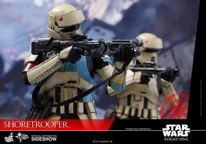 Фигурка Морской пехотинец (морской береговой солдат) Звездные войны Hot Toys Звездные войны фотография-15.jpg