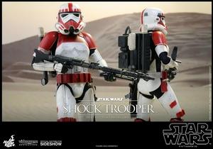Фигурка Ударный солдат (Звездные войны) Hot Toys Звездные войны фотография-04.jpg