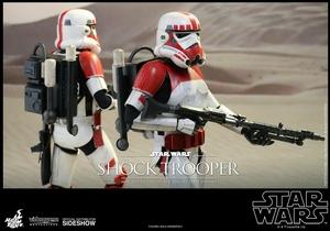 Фигурка Ударный солдат (Звездные войны) Hot Toys Звездные войны фотография-05.jpg