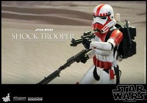 Фигурка Ударный солдат (Звездные войны) Hot Toys Звездные войны фотография-06.jpg