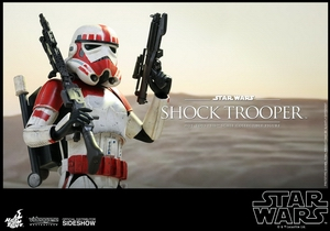 Фигурка Ударный солдат (Звездные войны) Hot Toys Звездные войны фотография-09.jpg