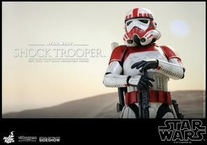 Фигурка Ударный солдат (Звездные войны) Hot Toys Звездные войны фотография-10.jpg
