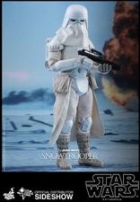 Фигурка Снежный штурмовик (десантник, снежный солдат, Звездные войны) Hot Toys Звездные войны фотография-01.jpg
