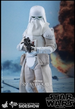 Фигурка Снежный штурмовик (десантник, снежный солдат, Звездные войны) Hot Toys Звездные войны фотография-02.jpg