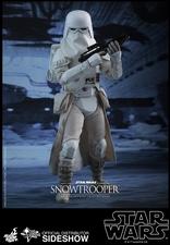Фигурка Снежный штурмовик (десантник, снежный солдат, Звездные войны) Hot Toys Звездные войны фотография-03.jpg
