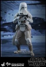 Фигурка Снежный штурмовик (десантник, снежный солдат, Звездные войны) Hot Toys Звездные войны фотография-04.jpg