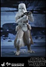 Фигурка Снежный штурмовик (десантник, снежный солдат, Звездные войны) Hot Toys Звездные войны фотография-05.jpg