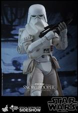 Фигурка Снежный штурмовик (десантник, снежный солдат, Звездные войны) Hot Toys Звездные войны фотография-07.jpg