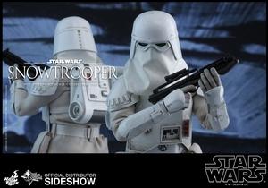 Фигурка Снежный штурмовик (десантник, снежный солдат, Звездные войны) Hot Toys Звездные войны фотография-08.jpg