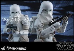 Фигурка Снежный штурмовик (десантник, снежный солдат, Звездные войны) Hot Toys Звездные войны фотография-09.jpg