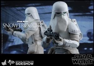 Фигурка Снежный штурмовик (десантник, снежный солдат, Звездные войны) Hot Toys Звездные войны фотография-10.jpg