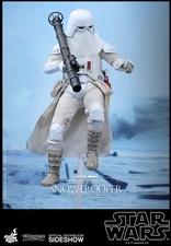 Фигурка Снежный десантник (снежный солдат, экслюзивная версия,Звездные войны) Hot Toys Звездные войны фотография-02.jpg