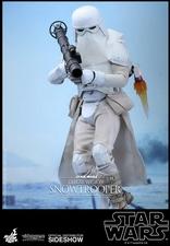Фигурка Снежный десантник (снежный солдат, экслюзивная версия,Звездные войны) Hot Toys Звездные войны фотография-03.jpg