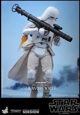 Фигурка Снежный десантник (снежный солдат, экслюзивная версия,Звездные войны) Hot Toys Звездные войны фотография-04.jpg