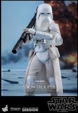 Фигурка Снежный десантник (снежный солдат, экслюзивная версия,Звездные войны) Hot Toys Звездные войны фотография-05.jpg