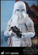 Фигурка Снежный десантник (снежный солдат, экслюзивная версия,Звездные войны) Hot Toys Звездные войны фотография-07.jpg