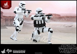 Фигурка Сначала закажите штурмовику (исключительный Jakku) Hot Toys Звездные войны фотография-02.jpg