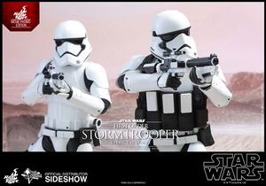 Фигурка Сначала закажите штурмовику (исключительный Jakku) Hot Toys Звездные войны фотография-03.jpg
