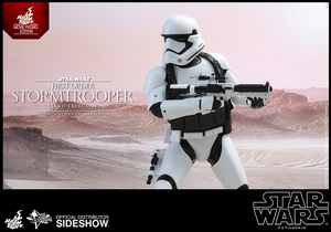 Фигурка Сначала закажите штурмовику (исключительный Jakku) Hot Toys Звездные войны фотография-04.jpg