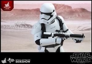 Фигурка Сначала закажите штурмовику (исключительный Jakku) Hot Toys Звездные войны фотография-06.jpg