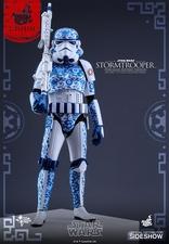 Фигурка Штурмовик (Звездные войны, версия из фарфора) Hot Toys Звездные войны фотография-01.jpg