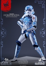 Фигурка Штурмовик (Звездные войны, версия из фарфора) Hot Toys Звездные войны фотография-04.jpg