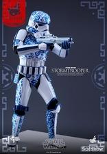 Фигурка Штурмовик (Звездные войны, версия из фарфора) Hot Toys Звездные войны фотография-09.jpg