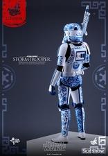 Фигурка Штурмовик (Звездные войны, версия из фарфора) Hot Toys Звездные войны фотография-10.jpg