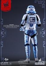 Фигурка Штурмовик (Звездные войны, версия из фарфора) Hot Toys Звездные войны фотография-12.jpg