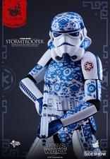 Фигурка Штурмовик (Звездные войны, версия из фарфора) Hot Toys Звездные войны фотография-15.jpg