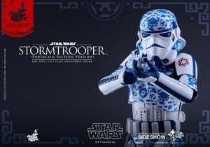 Фигурка Штурмовик (Звездные войны, версия из фарфора) Hot Toys Звездные войны фотография-16.jpg