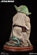 Life-Size Figure Йода Sideshow Collectibles Звездные войны фотография-04.jpg