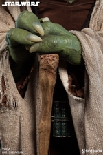 Life-Size Figure Йода Sideshow Collectibles Звездные войны фотография-08.jpg