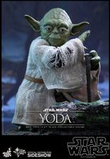 Фигурка Учитель Йодо Hot Toys Звездные войны фотография-11.jpg