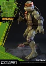 Фигурка из искусственного камня Микеланджело (Черепашки ниндзя) Prime 1 Studio Черепашки ниндзя фотография-04.jpg