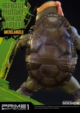 Фигурка из искусственного камня Микеланджело (Черепашки ниндзя) Prime 1 Studio Черепашки ниндзя фотография-05.jpg