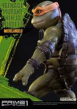 Фигурка из искусственного камня Микеланджело (Черепашки ниндзя) Prime 1 Studio Черепашки ниндзя фотография-07.jpg