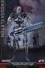Фигурка Эндоскелет (робот солдат из Терминатора) Hot Toys Терминатор фотография-01.jpg