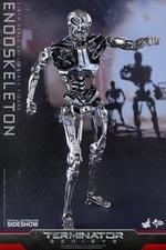 Фигурка Эндоскелет (робот солдат из Терминатора) Hot Toys Терминатор фотография-03.jpg