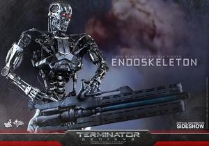 Фигурка Эндоскелет (робот солдат из Терминатора) Hot Toys Терминатор фотография-05.jpg