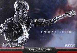 Фигурка Эндоскелет (робот солдат из Терминатора) Hot Toys Терминатор фотография-07.jpg